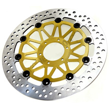 PFM Wavy wavey brake discs